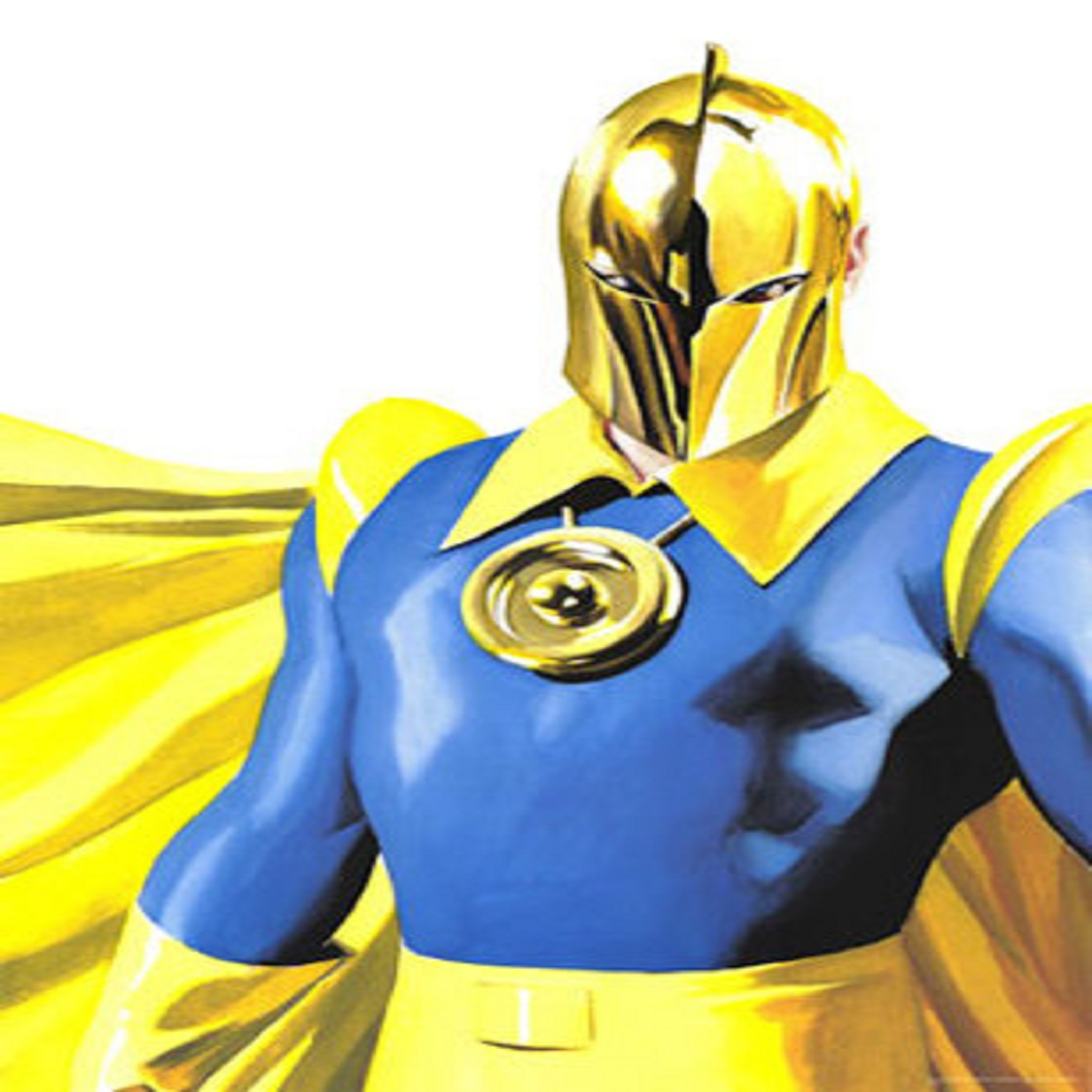 Lords of Order: The Dr Fate podcast