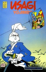 Usagi Yojimbo #20 (1990)  (Was-DCP) (01)