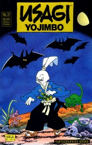 Usagi Yojimbo #21 (1990)  (Was-DCP) (01)