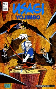 Usagi Yojimbo #22 (1990)  (Was-DCP) (01)