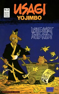 Usagi Yojimbo #24 (1990)  (Was-DCP) (01)