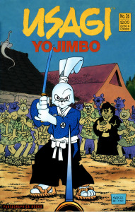 Usagi Yojimbo v1 26 cover