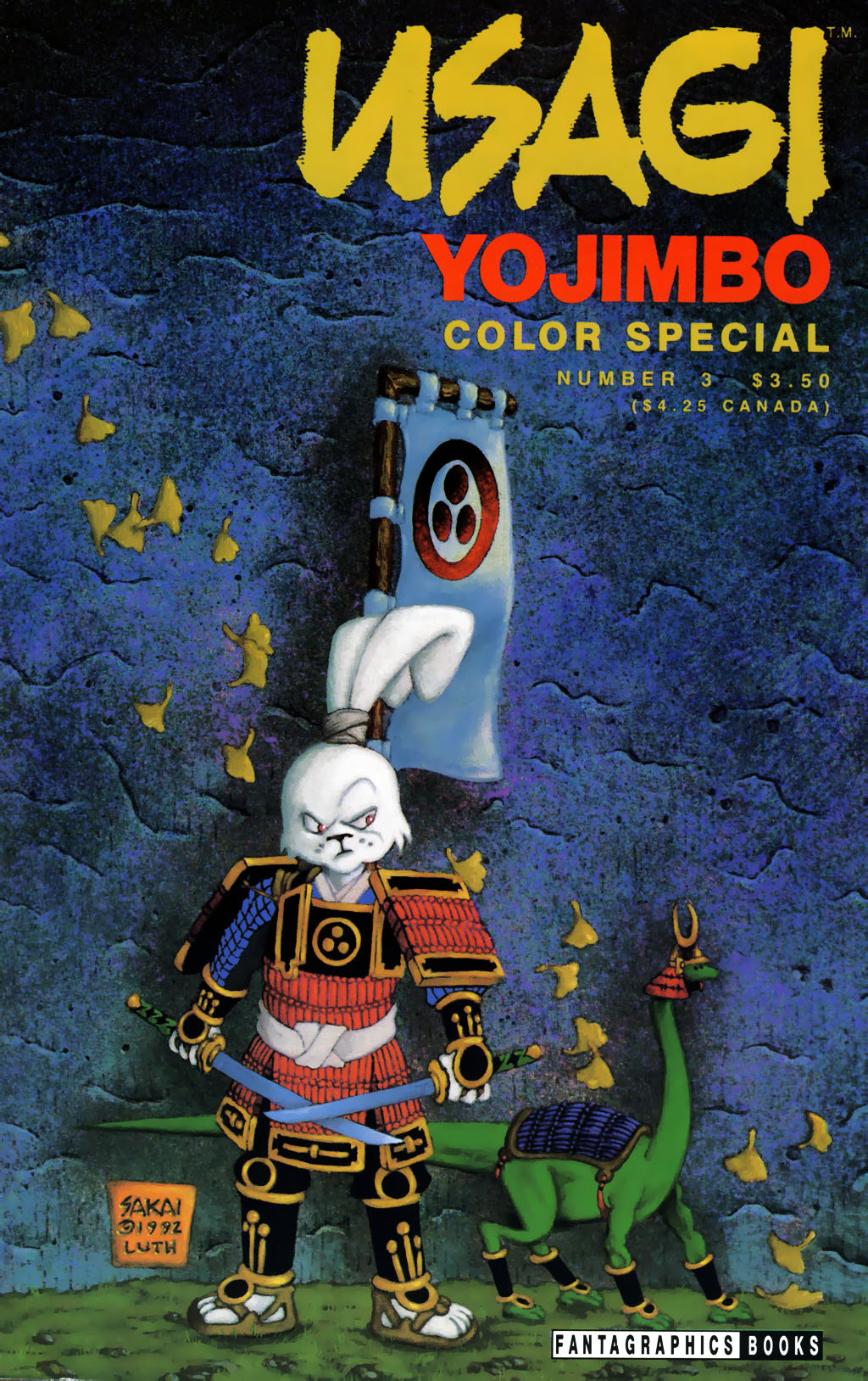 Usagi Yojimbo Color Special 03 (01)