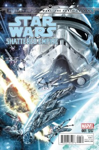 Journey to Star Wars - The Force Awakens - Shattered Empire 001-000c (Marco Checchetto variant)